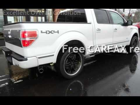 Ford F X Ecoboost Navigation One Owner For Sale In Milwaukie Or