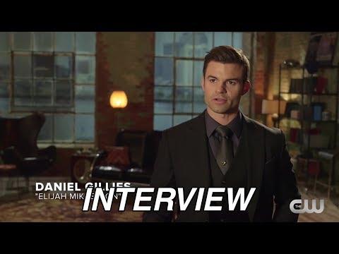 The Originals Season 5 Daniel Gillies interview + sneak peek