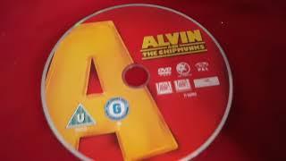 Destroying Alvin and the Chipmunks UK DVD