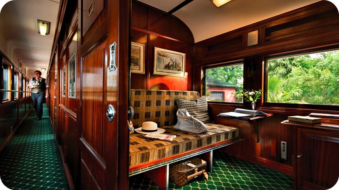 Поездка с Комфортом / Самые Удобные и Роскошные Поезда / Luxury Trains/