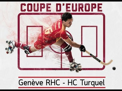 GENEVA VS TURQUEL - CERS CUP - ROUND OF 32 - FIRST LEG