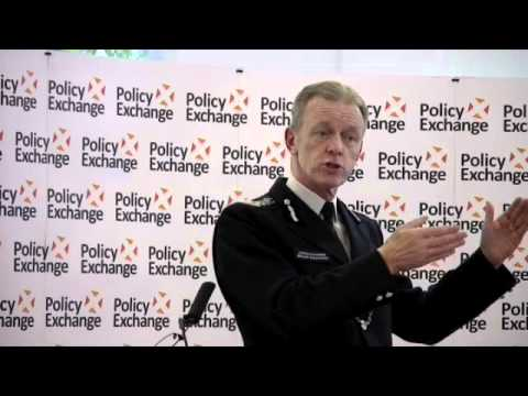 Bernard Hogan-Howe on Total Policing and reform priorities for Scotland Yard | 15.05.2012