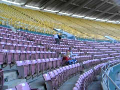 Inside RFK Stadium - June 2007.mov