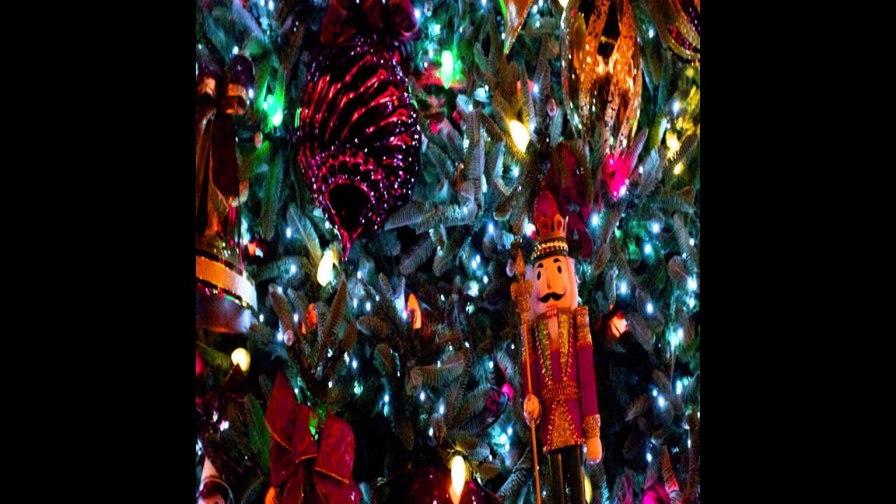 Weihnachtsbaum abschmucken englisch