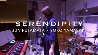 """Serendipity"" Jun Futamata × Yoko Yamazaki at ARK HiLLS Cafe on Jan 9th, 2018"