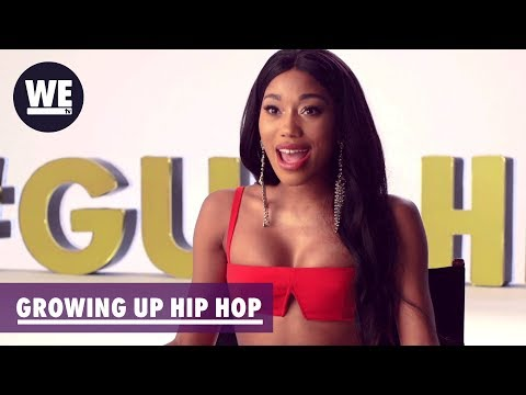 My First Music Memory | Growing Up Hip Hop | WE tv