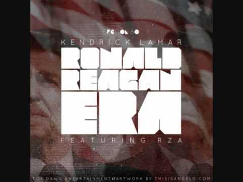 Kendrick Lamar- Ronald Reagan Era (Ft RZA) [NEWW 2011] mp3