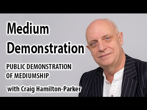 Accurate Psychic Readings at Live Demonstration to an Audience.
