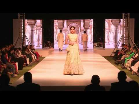 Anita Dongre - A Fusion Of Design fashion show