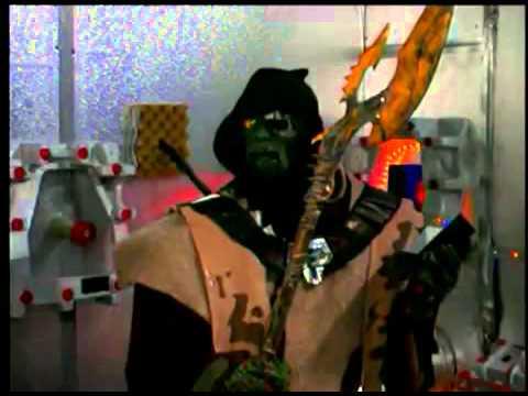 Trailer do filme Mark of the Astro-Zombies