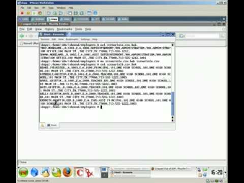 Rapid Identity Demos - Scenario 1b - Name Collisions