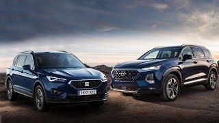 2019 Seat Tarraco vs 2019 Hyundai Santa Fe