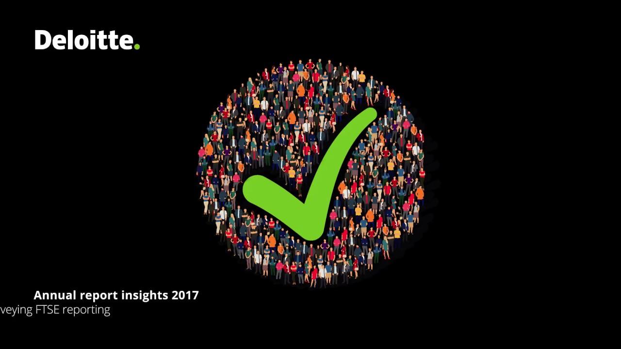 deloitte annual report 2017 pdf
