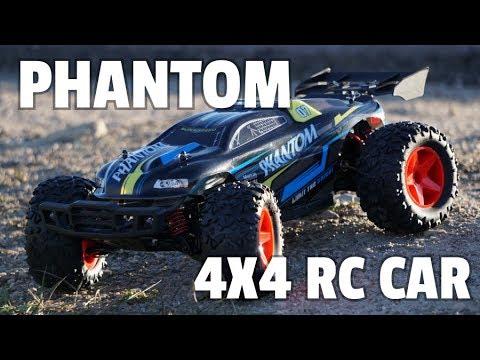 Fast Phantom Off Road 4x4 Rc Car Youtube