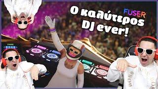 I MISSED DJ'ING !! (Fuser)