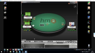 Разбор турнира $3.3 NLHE [Win the Button] от 13/09/17