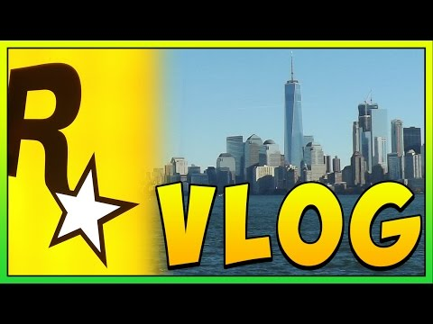 New York City Vlog! (World Trade Center, Rockstar Games, 9/11 Museum & More)
