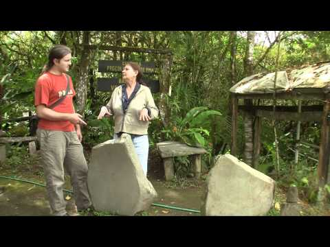 Barriles Archeolgical Site - Volcan, Panama