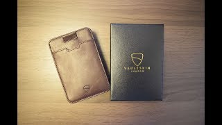 Vaultskin Chelsea Wallet Review and Unboxing