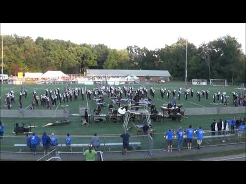 1st Competition of 2015 for the Southington High School Marching Band