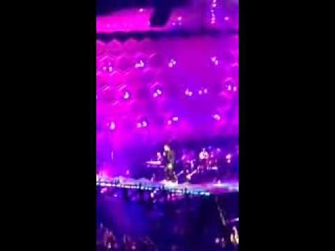 Justin Timberlake - Take Back The Night (20/20 Tour Indianapolis) With Moving Stage