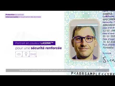 Documents didentité : la technologie du passeport à lépreuve des nouveaux enjeux de sécurité