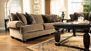 Stafford Antique Living Room Furniture From Millennium By Ashley