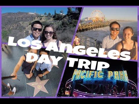 Los Angeles Day Trip || October 10, 2015