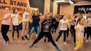 Quest Pistols Show - Непохожие.Jazz Funk by Владислава Кречко.All Stars Junior Workshop 05.2016