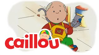 Caillou - Caillou Makes Cookies S01E01  Cartoon for Kids
