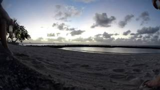 Sunset Cove - Grand Cayman Time Lapse