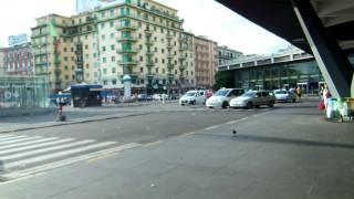 アキーラさん散策①イタリア・ナポリ・中央駅!Central-station,Napoli,Italy