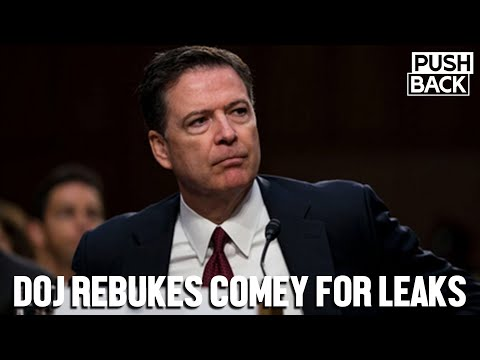 Does scathing Comey report preview a Russiagate reckoning?
