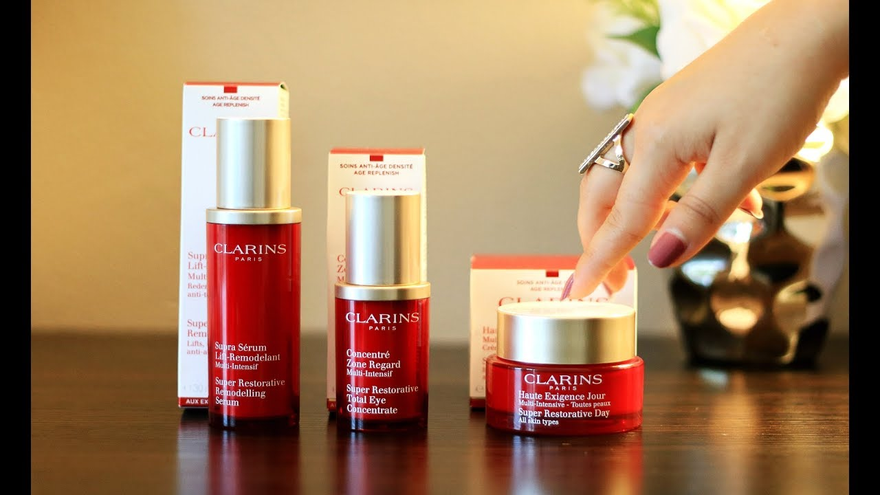 Super Restorative Treatment Essence by Clarins #8