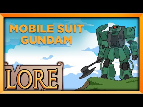 Learn The Lore Behind The Hugely Successful 'Mobile Suit Gundam' With These Handy Videos