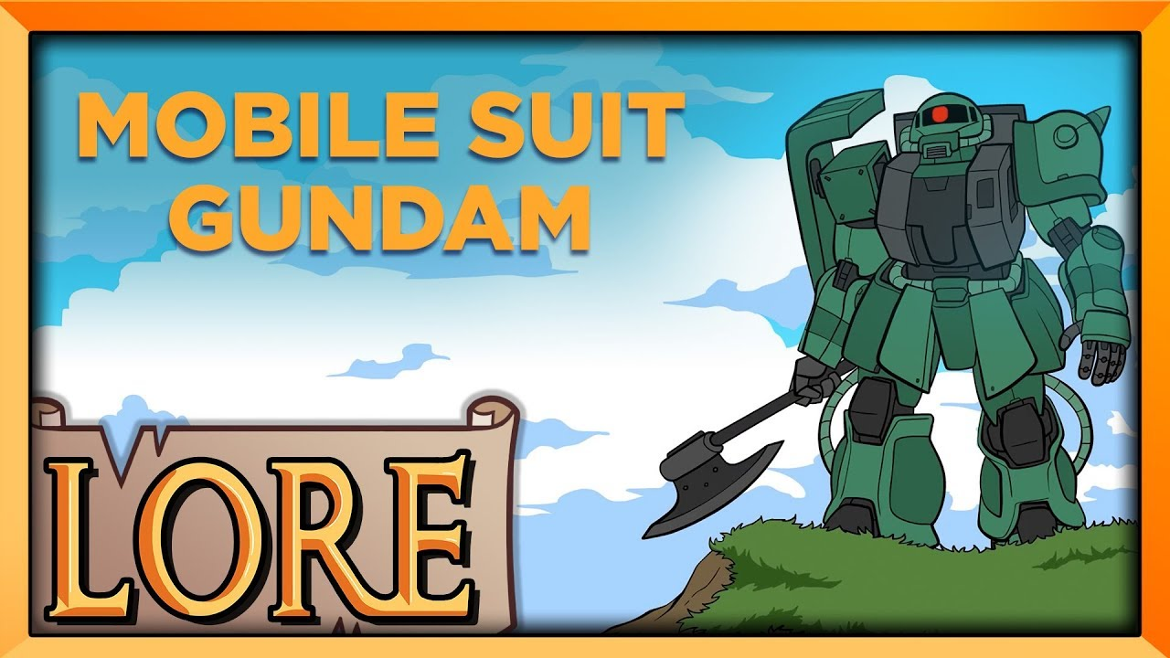 Mobile Suit Gundam: The Blazing Shadow Mechanics - Gundam
