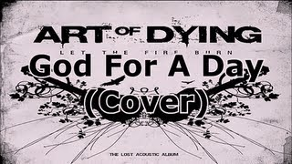 Watch Art Of Dying God For A Day video