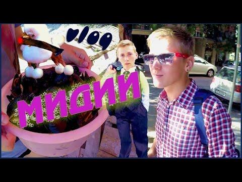 БОЛГАРИЯ - 7 ↕ ОТРАВИЛСЯ МИДИЯМИ ↕ VLOG ↕ ПЕРЕЕЗД В БОЛГАРИЮ