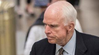 College professor calls Sen. McCain a