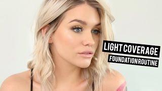 LIGHT COVERAGE FOUNDATION for PROBLEM SKIN | Samantha Ravndahl