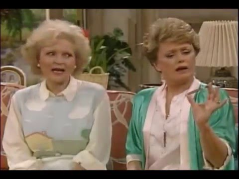 Golden Girls Blanche The Insatiable