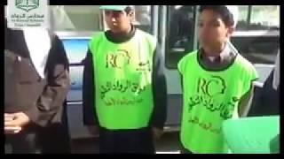 حملة (هديتي لك) بمدارس الرواد ببريدة تحت رعاية قائد القسم المتوسط والثانوي أ- صالح الوهيبي