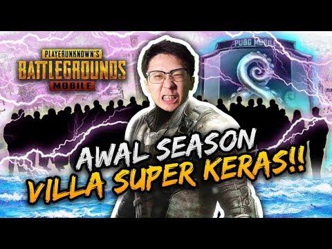 AWAL SEASON VILLA NERAKA!!! - PUBG Mobile Indonesia