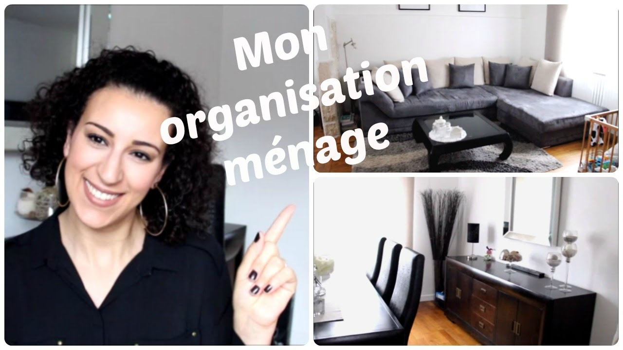 mon organisation m nage ne pas devenir esclave de sa maison youtube. Black Bedroom Furniture Sets. Home Design Ideas