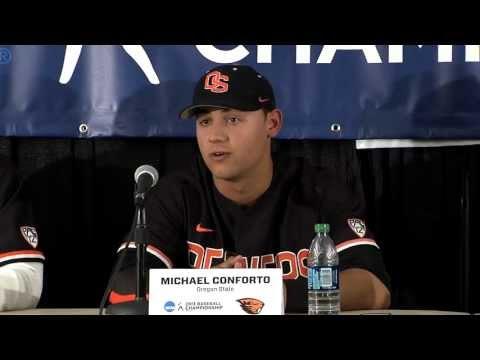 OSU Baseball Post Game Presser
