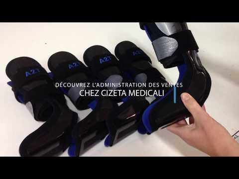 Découvrez l'administration des ventes chez Cizeta Medicali France