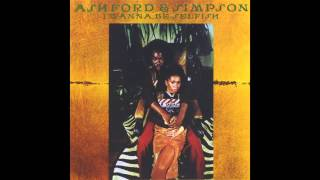 Ashford & Simpson - Take All The Time You Need