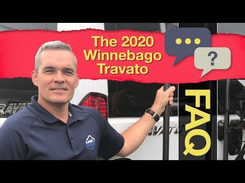 2020 Winnebago Travato - Frequently Asked Questions