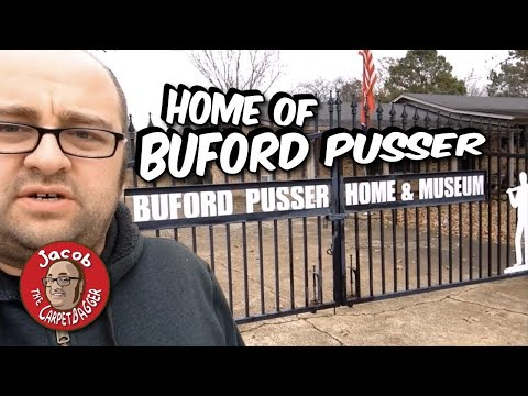9ef661d837f2 Home of Buford Pusser - Walking Tall Sheriff - YouTube