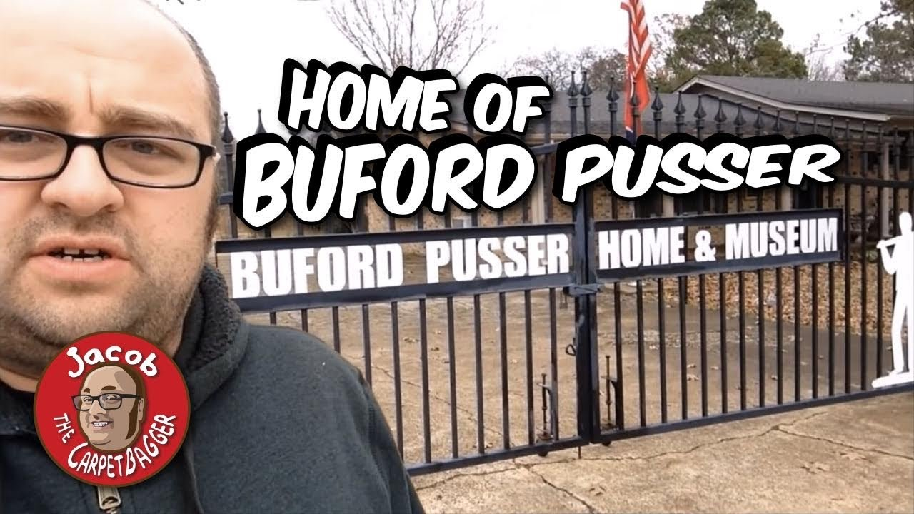 Home Of Buford Pusser Walking Tall Sheriff Doovi